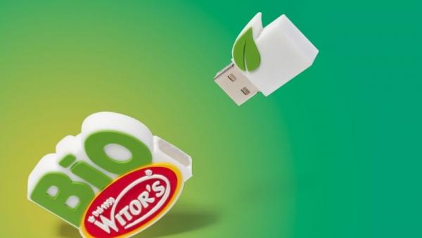 Chiavetta USB custom 2D o 3D