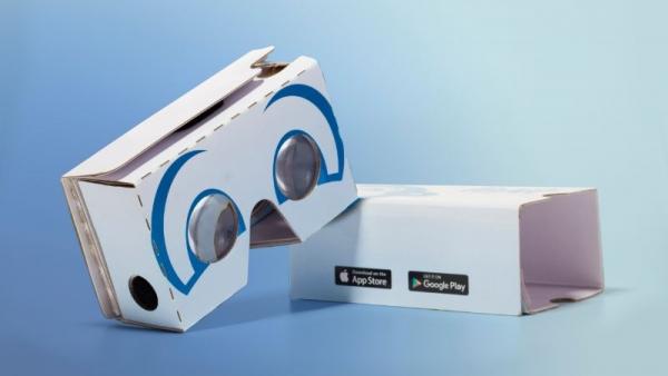 Visore 3D personalizzato
