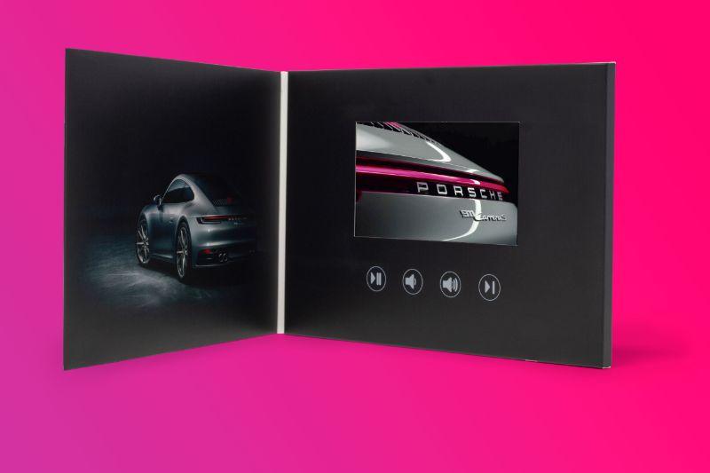 Video Brochure Personalizzate