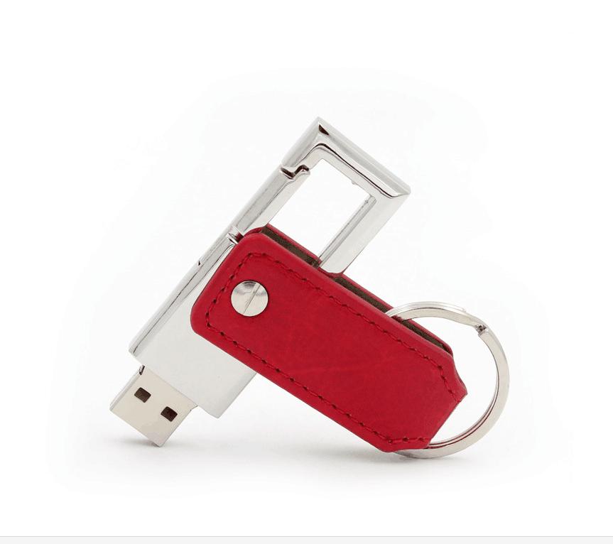4e0db90c68b3ca Chiavette USB in Pelle - Officina del Gadget