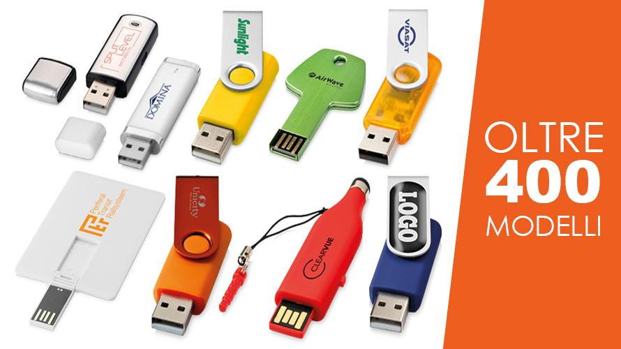 Chiavette USB Standard